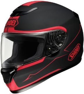 Sell Shoei Qwest Passage Red/Black Matte Finish Motorcycle Helmet size Medium motorcycle in South Houston, Texas, US, for US $443.69