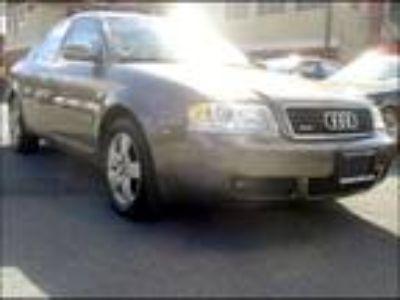 2002 Audi A6 3.0 quattro, 141,000 miles