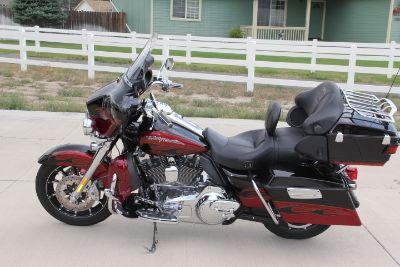 2011 Harley-Davidson ELECTRA GLIDE CVO ULTRA CLASSIC