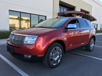 2008 Lincoln MKX Limited Edition - Navigation -