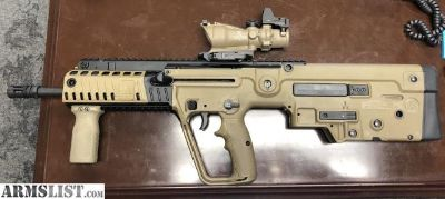 For Sale/Trade: Tavor IWI X95Have case and