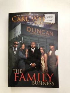 Book: The Family Business by Carl Weber