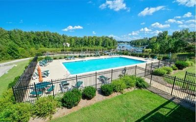 Spectacular Waterfront Home Nestled on a Private Cove w/ All Amenities Included