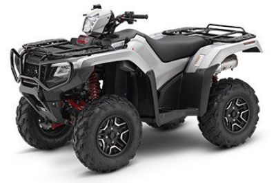 2018 Honda FourTrax Foreman Rubicon 4x4 Automatic DCT EPS Deluxe Utility ATVs Herculaneum, MO