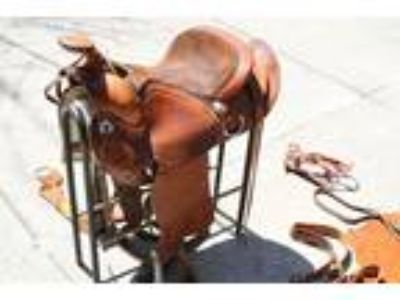SIMCO Model 3830 Western Saddle All Tack