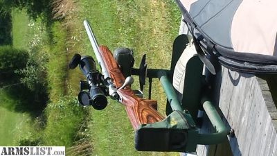 For Sale: Savage 12 vlp dbm