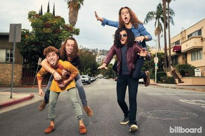 4 Greta Van Fleet Tickets for Friday, 12/14 at the Aragon Ballroom