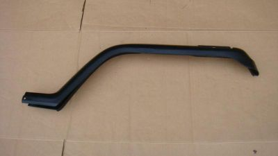 Purchase 87-95 Jeep Wrangler Pass Right BLK Front Fender Flare Guard 88 89 90 91 92 93 94 motorcycle in Arlington Heights, Illinois, US, for US $44.99
