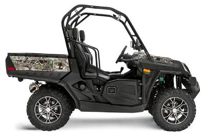 2017 CFMOTO UForce 800 EPS Side x Side Utility Vehicles Rapid City, SD