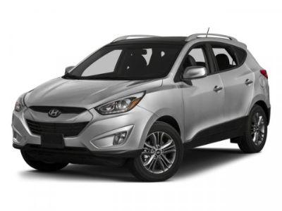 2015 Hyundai Tucson GLS (Laguna Blue Mica)