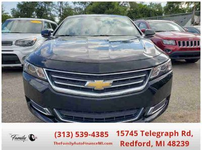 Used 2017 Chevrolet Impala for sale