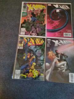 Uncanny X-Men comics $2 each