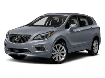 2017 Buick Envision Essence (Ebony Twilight Metallic)