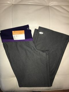 NWT CG by Champion Large Ladies DUO DRY MAX