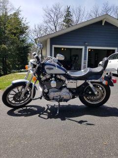1999 Harley-Davidson SPORTSTER 1200 SPORT