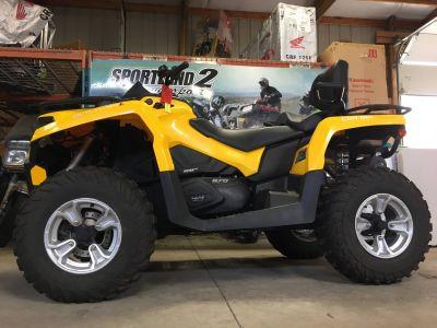 2016 Can-Am Outlander L MAX DPS 570 ATV Utility Oak Creek, WI