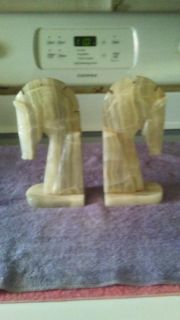 Horse Rock book end holders