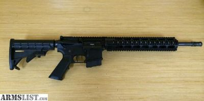 """For Sale: AR-15 Service 16"""" 5.56"""
