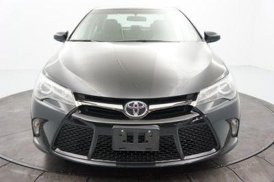 2016 Toyota Camry 4dr Sdn I4 Auto SE (Natl) (Midnight Black Metallic)