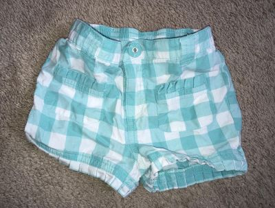 Cherokee shorts with pockets size 24 months