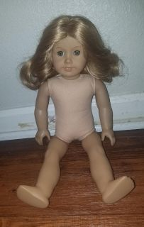 American Girl doll -- Authentic