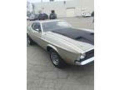 1971 Mustang 351 Cleveland Survivor Hardtop