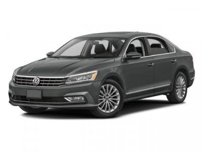 2016 Volkswagen Passat S PZEV (Gray)