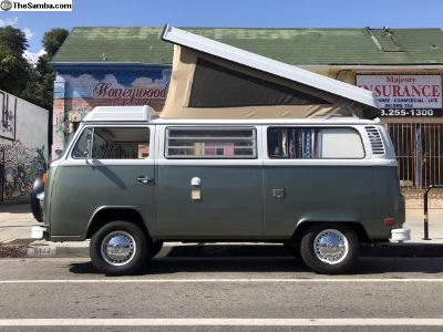 VW Bus Westfalia Camper Rental In Los Angeles, Ca