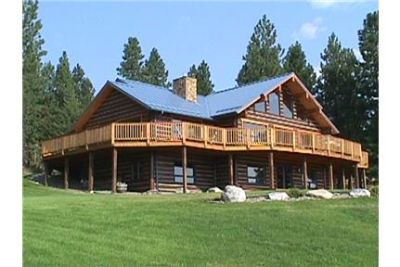 Beautiful Montana Log Home for Rent $2,750/month