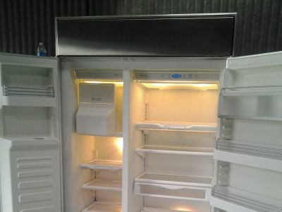 jenn air sub zero built in refrigerator