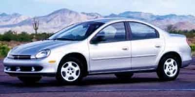 2000 Dodge Neon ES (TEAL)