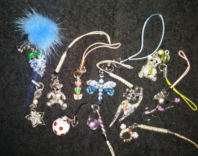 New charms for your cell phone