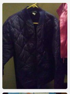 Coats and hoodie mens and womans large x large