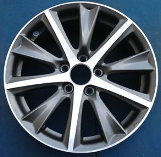 "Find ONE 2013 2014 ACURA ILX 17"" FACTORY OEM WHEEL RIM 71809 MACHINED/GREY REFINISHED motorcycle in Waterford, Michigan, United States, for US $225.00"