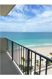 OCEAN FRONT CONDO FOR LEASE
