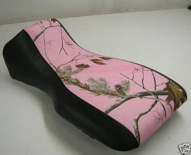 Buy polaris sportsman PINK camo seat cover 335 to 800 motorcycle in Howard, Pennsylvania, US, for US $29.99