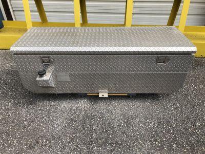 ATTA Diesel Auxiliary Fuel Tank/Tool Box $800 OBO!!!