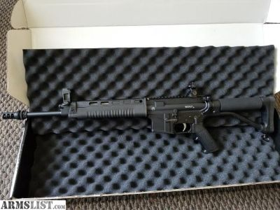 """For Trade: 14.5""""WOLF AR-15"""