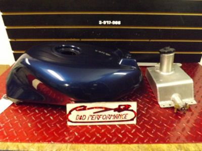 Find 88 - 92 GSXR 1100 GAS TANK SHELL AND FUEL CELL RACE RACING GRUDGE AFTERMARKET motorcycle in Lakeland, Florida, US, for US $180.00