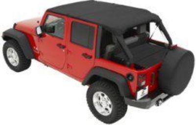 Find DCH Jeep Wrangler JK sun bonnet bikini top MOPAR 82210542 new motorcycle in Temecula, California, US, for US $259.00