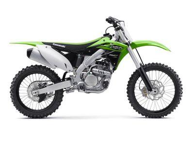 2016 Kawasaki KX250F Motocross Motorcycles Linton, IN