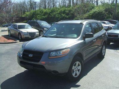 2009 Hyundai Santa Fe GLS (Grey)