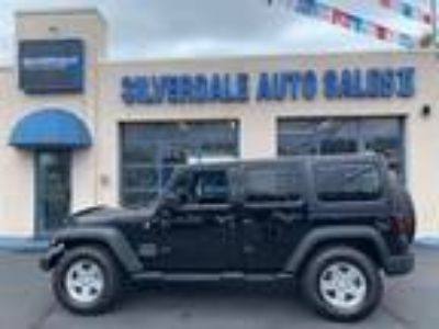 Used 2015 JEEP WRANGLER UNLIMITED For Sale
