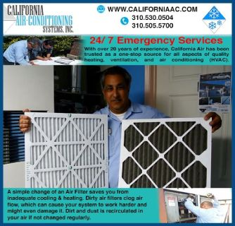 Air Conditioning Preventative Maintenance & Service