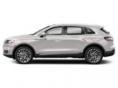 2019 Lincoln Nautilus Select (White Platinum Metallic Tri-Coat)
