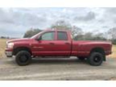 Used 2006 DODGE RAM 3500 QUAD /SLT For Sale