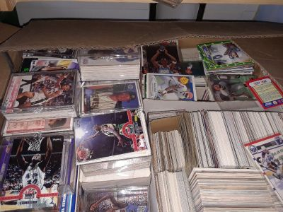 Cards for sale, baseball, football, basketball, hokey