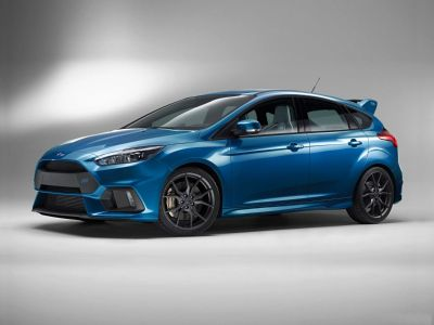 2016 Ford Focus RS (Nitrous Blue Quad-Coat)