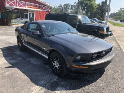 2007 Ford Mustang V6 Deluxe (Brown)