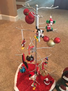 Perfect for showcasing special ornaments